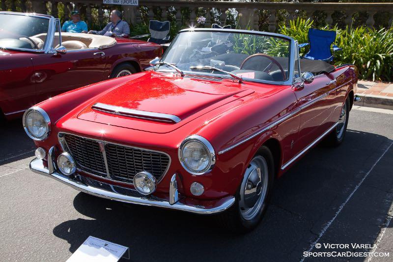 1961 Fiat 1500 OSCA - owned by Jeff Gleason