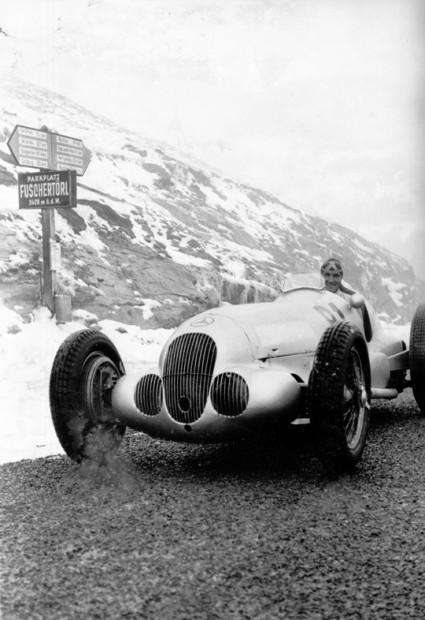 1938 Mercedes W 125 Grand Prix von Brautisch