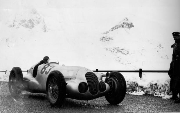 1938 Mercedes W 125 Grand Prix Grossglockner 1938