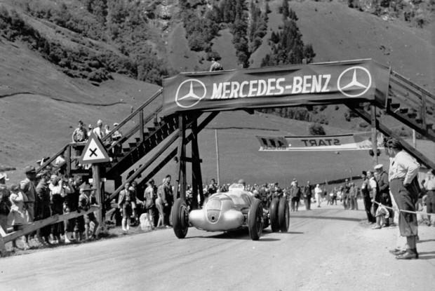 Mercedes W 125 Grossglockner Grand Prix