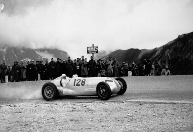 1939 Mercedes W 125 Grossglockner GP