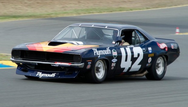 AAR 1970 Plymouth 'Cuda