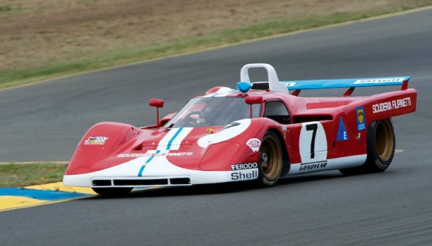 Tom Hollfelder's Ferrari 512F