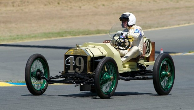 1914 Ford Racer driven by Tom DeMund
