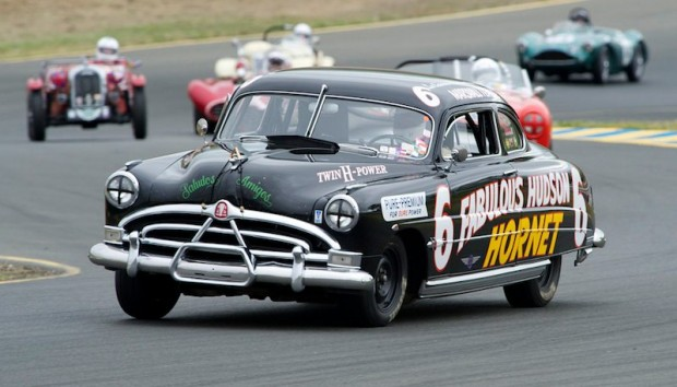 The Fabulous Hudson Hornet driven by Thomas Mittler