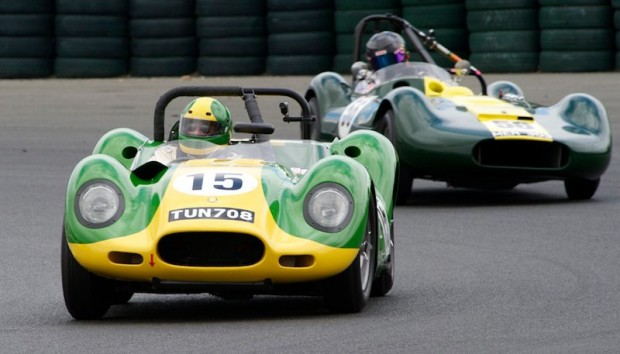 1957 Lister Jaguar Knobbly and 1956 Lister Maserati