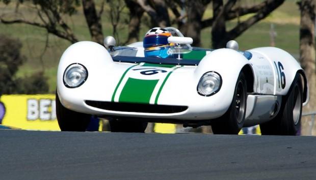 Edith Arrowsmith's 1964 Brabham BT8