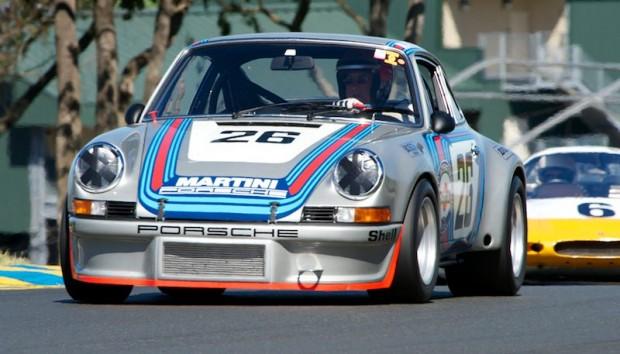 1973 Porsche 3.0 RSR of Brad Hook