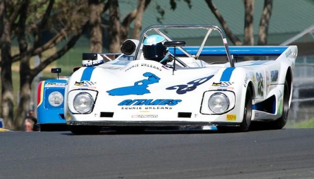 1977 Lola T297 driven by Tom Minnich