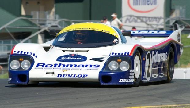 1982 Porsche 956 driven by Ranson Webster