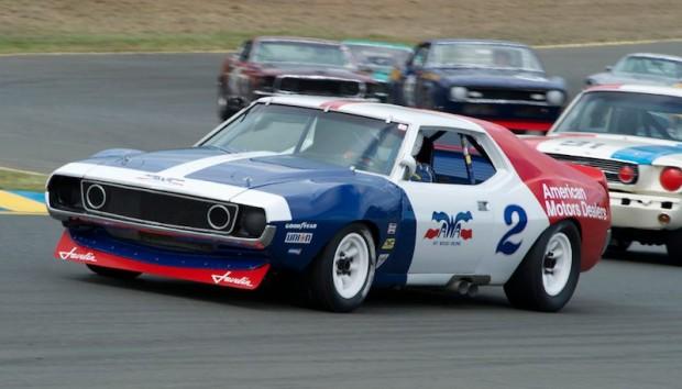 1972 AMC Javelin - Jim Hague
