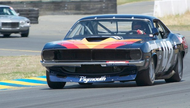 Andy Boone's AAR 1970 Plymouth 'Cuda