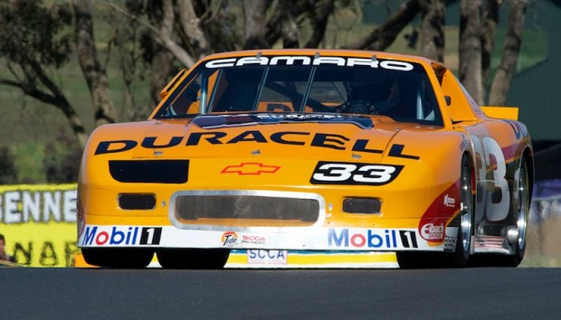 Class Winner - 1991 Chevrolet Camaro of Steve Petty