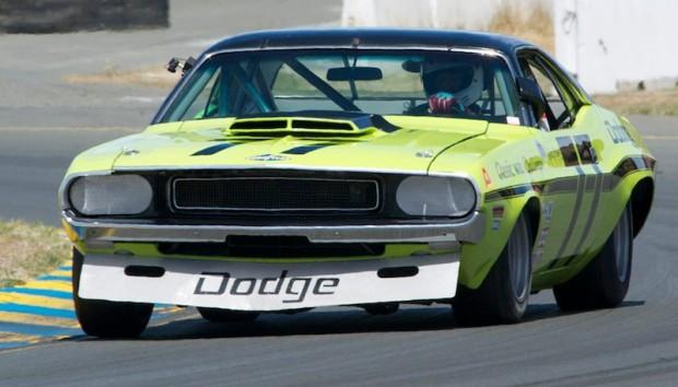 Ken Epsman's 1970 Dodge Challenger
