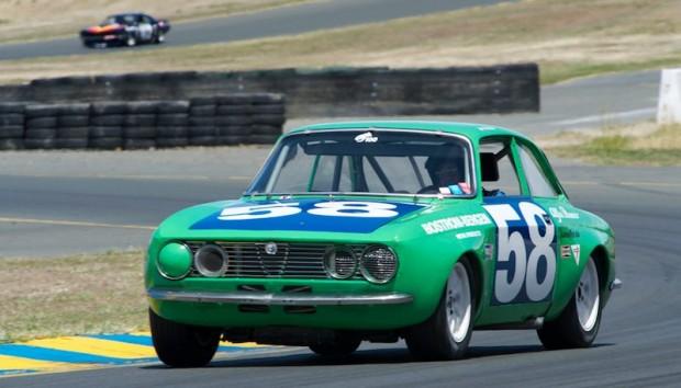 Jon Norman's 1971 Alfa Romeo GTV