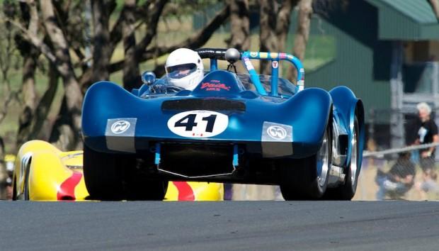 Sports Car Race  Reno Nv