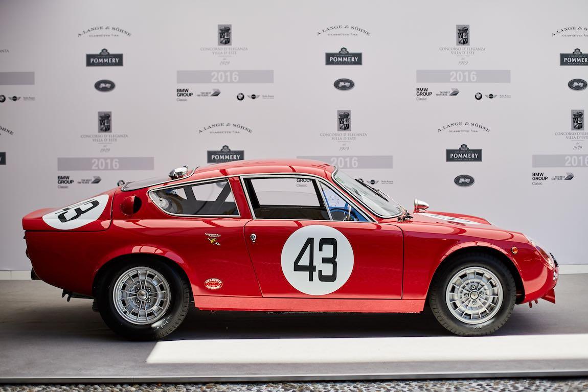 1964 Abarth Simca 1300 GT Corsa