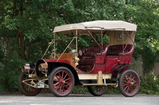 1906 Franklin Model G Touring