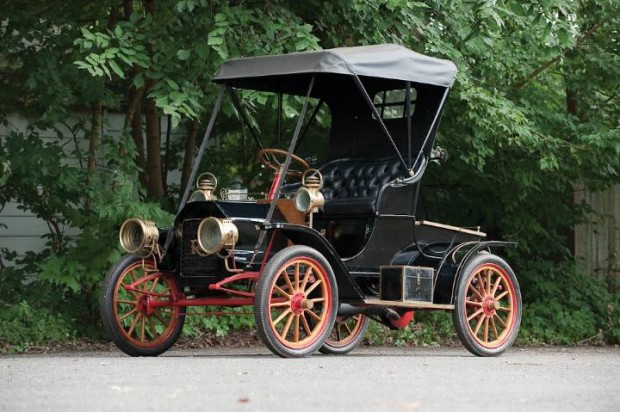 1907 Reo Model G Runabout