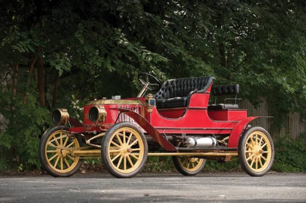 1909 Stanley Model E2 Runabout