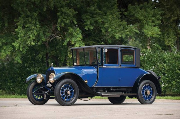 1921 Brewster Coupe