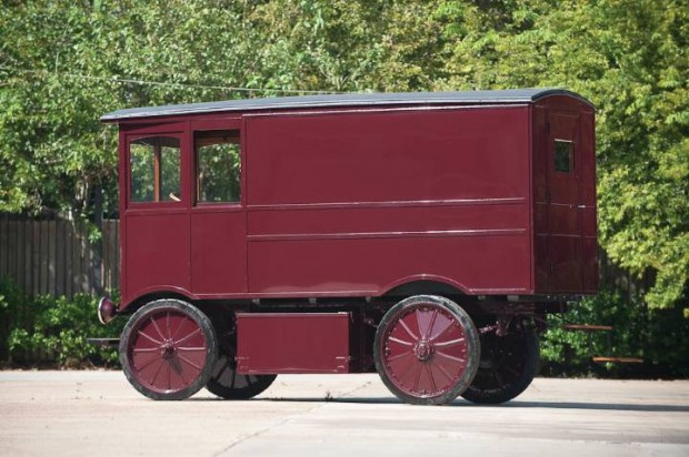 Walker Model 15 Electric Delivery Truck