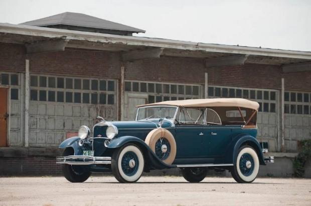 Lincoln Model K 7-Passenger Touring