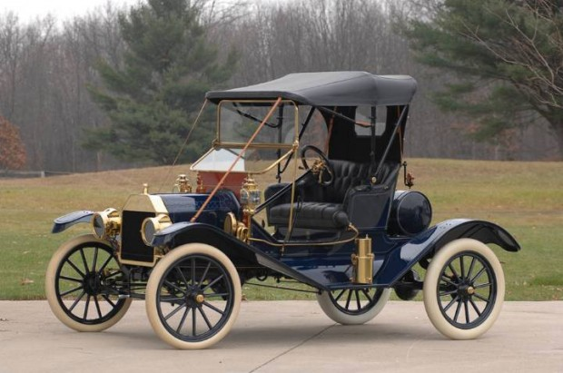 Ford Model T Torpedo Roadster
