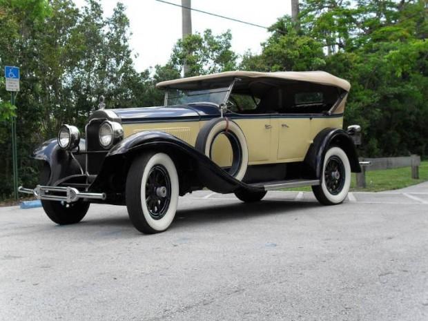 Packard 226 Single Six Touring