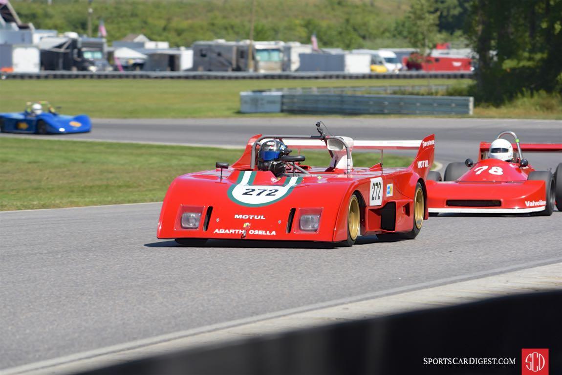 1973 Oscella Abarth PA-1- Nick Grewal.
