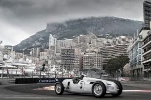 1936 Auto Union Type C Grand Prix at Monaco