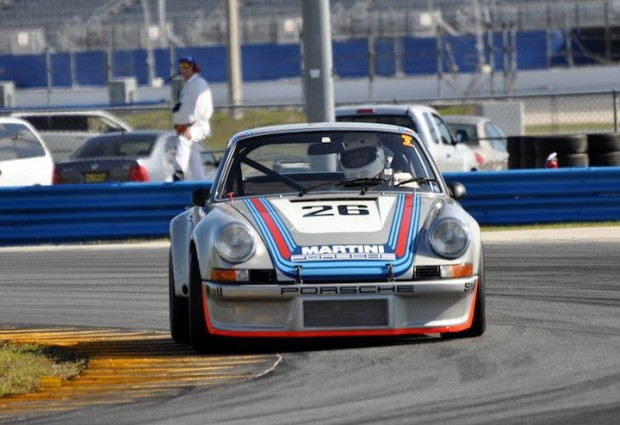 1973 Martini Porsche RSR was driven by Brad Hook