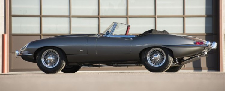 1961 jaguar e type series 1 ots car profile. Black Bedroom Furniture Sets. Home Design Ideas