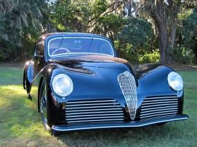 1942 Alfa Romeo 6C 2500 SS, Corrado Lopresto