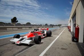 Ex-James Hunt McLaren M26