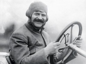 Louis Chevrolet on Buick