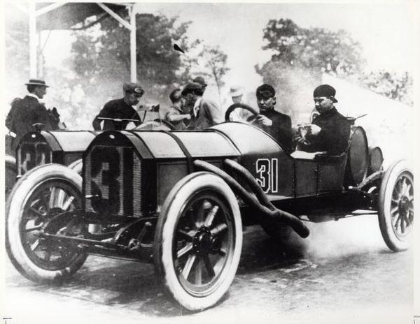 Joe Dawson Marmon #31 5th 1911 Indianapolis 500