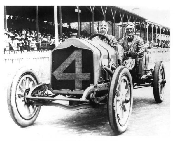 Johnny Aitken National #4 1911 Indianapolis 500