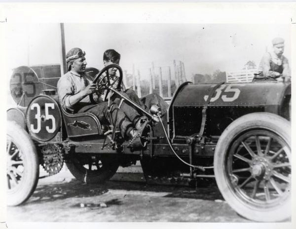 Herb Lytle Apperson #35 1911 Indianapolis 500