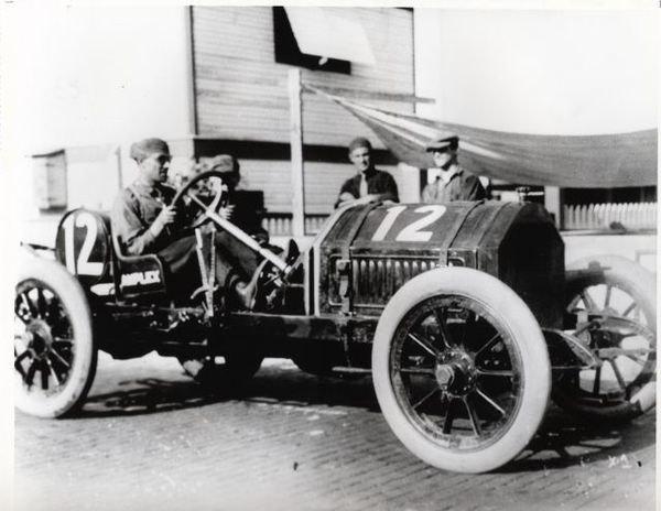 W H Turner Amplex #12 1911 Indianpolis 500