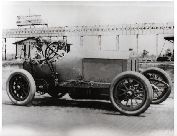 Spencer Wishart Mercedes #11 1911 Indianapolis 500