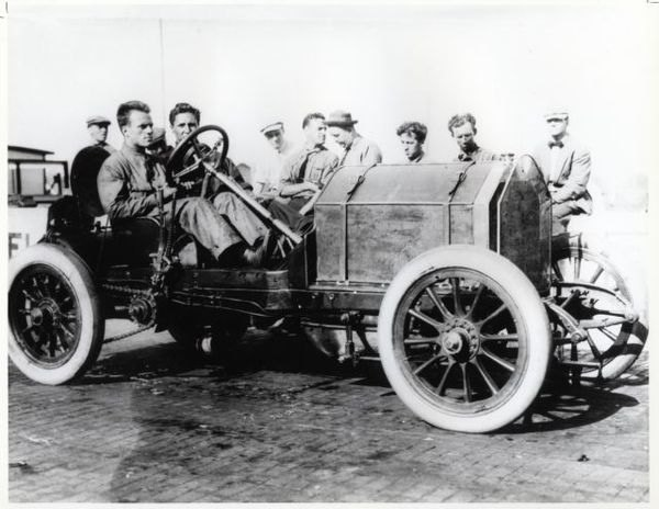 David Bruce-Brown, Fiat 1911 Indianapolis 500
