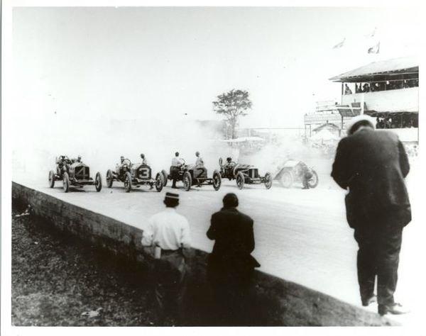 Start at 1911 Indianapolis 500