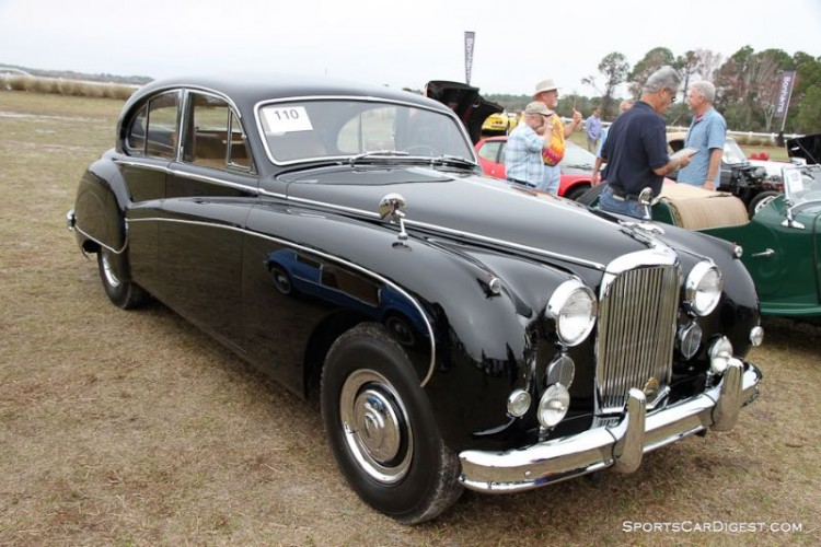 1959 Jaguar Mark IX 4-Dr. Sedan