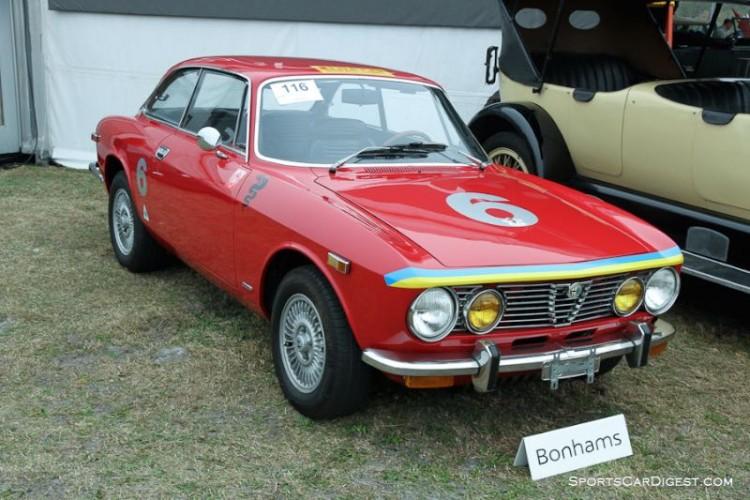 1974 Alfa Romeo 2000 GTV Coupe