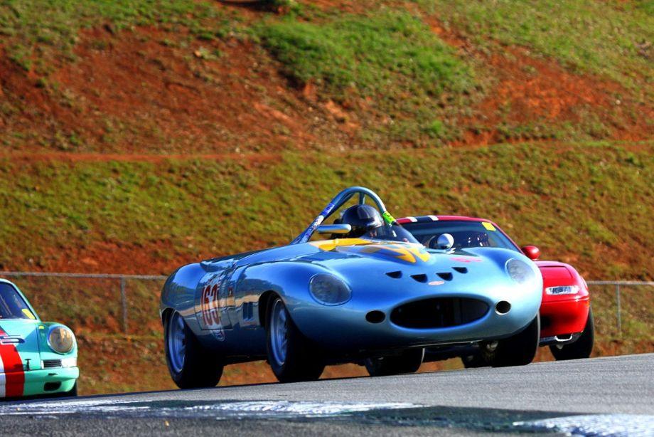 Debra Graves. 1963 Jaguar E-Type