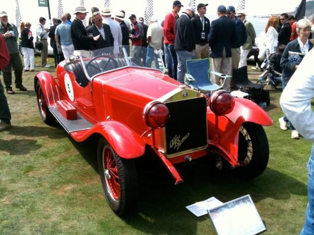1928 Alfa Romeo 6C 1500 Sport Zagato Spyder - Martin Swig