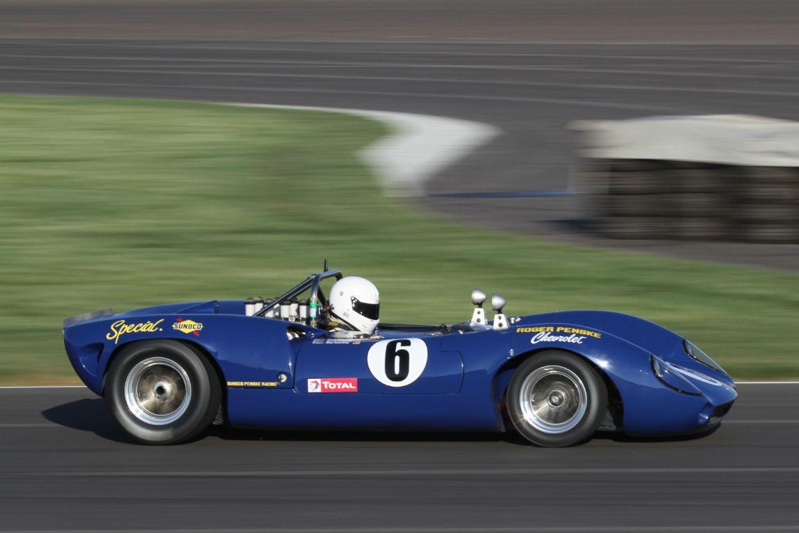 Dan Cowdrey, 66 Lola T70 MKll