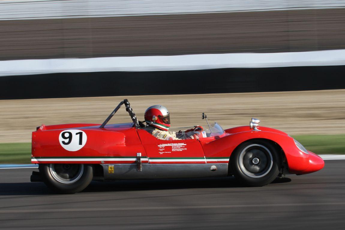 Fred Burke, 62 Cooper Monaco-Ferrari