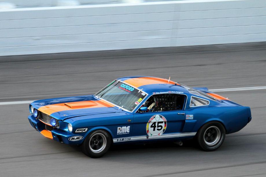 Alec Hammond, 1965 Ford Mustang